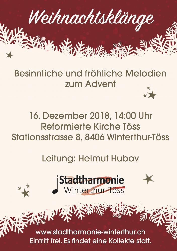 Aktuelles | Stadtharmonie Winterthur-Töss